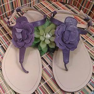 GARNET GILL MADE IN ITALY SANDALS